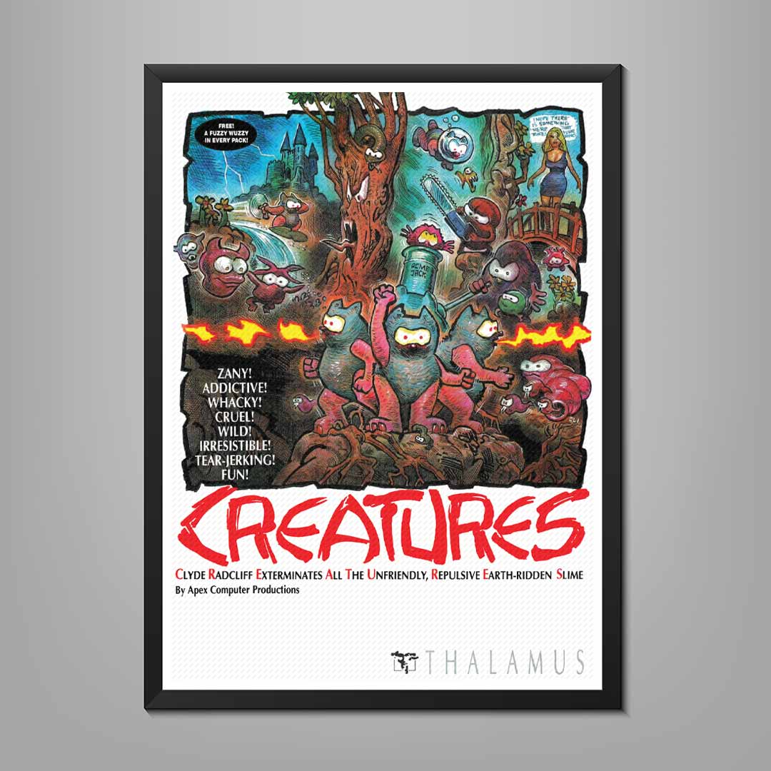 Creatures Poster