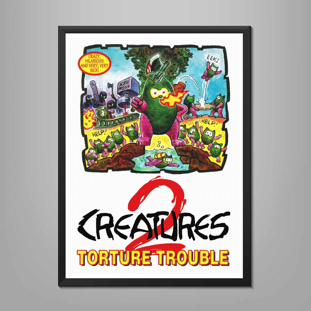 Creatures 2 - Torture Trouble Poster