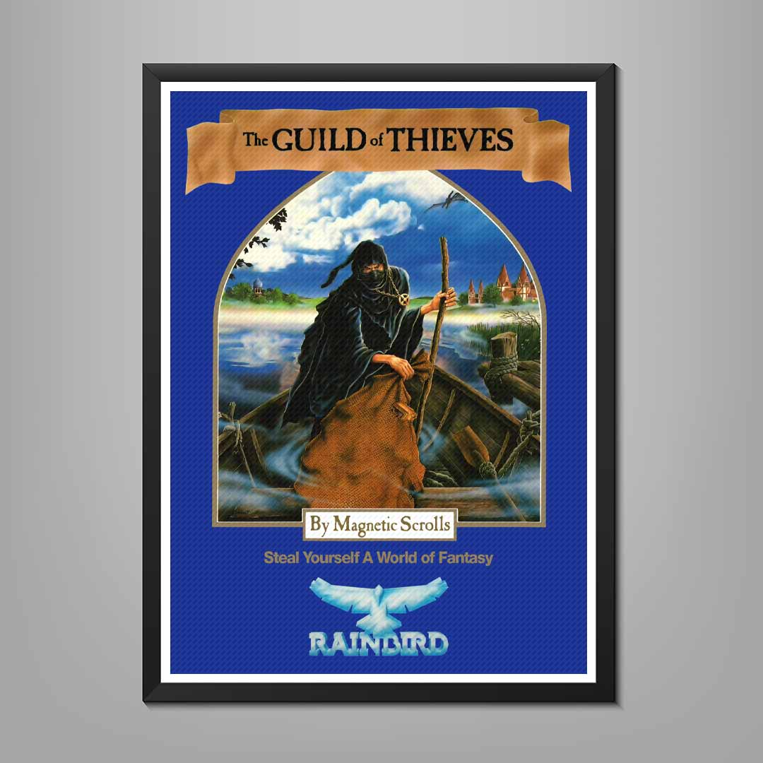 Guild of Thieves Poster
