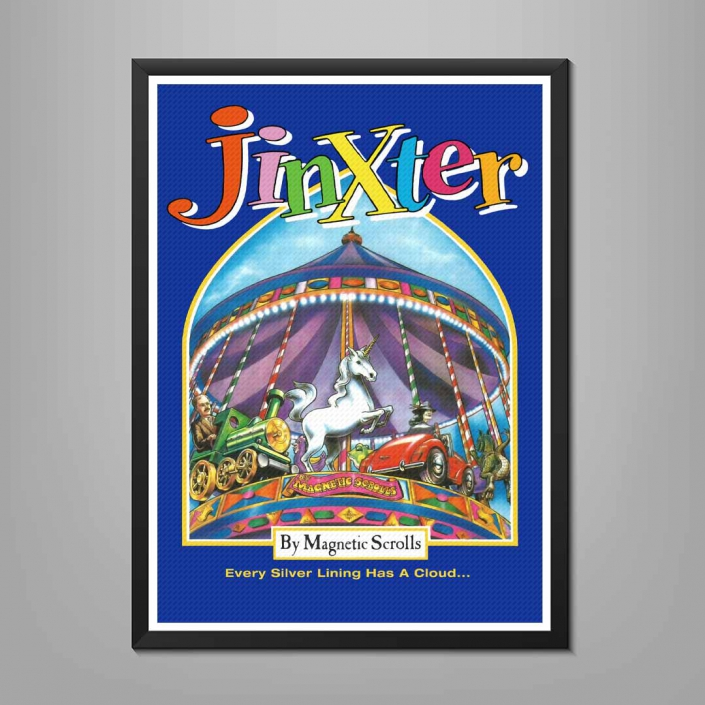 Jinxter Poster