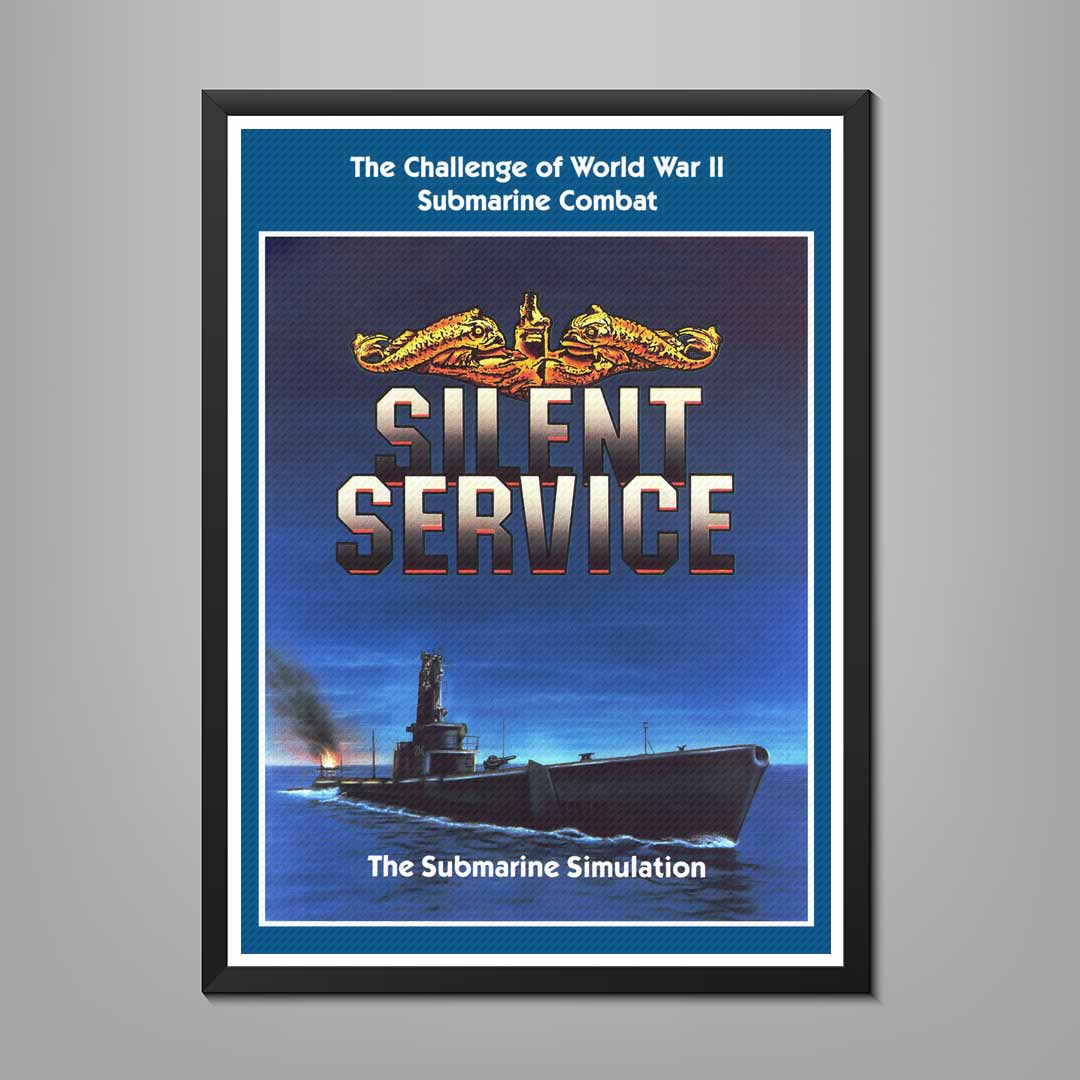 Silent-Service poster
